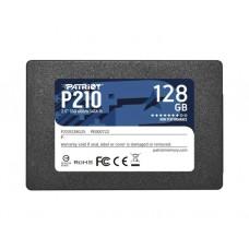 მყარი დისკი: Patriot P210 SSD 128GB SATA3 2.5 - P210S128G25