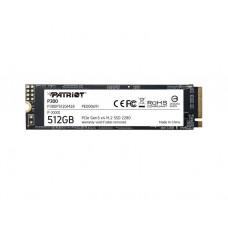მყარი დისკი: Patriot P300 512GB M2 2280 PCIe - P300P512GM28