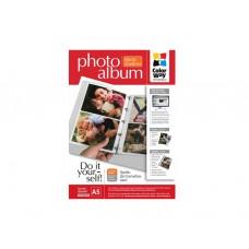 ფოტო ქაღალდი: ColorWay Photo Album DIY glossy  180g/m²  A5  20pc - PAG18020A5