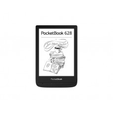 "ქინდლი: PocketBook 628 Touch Lux 5 Ink 6"" 512MB 8GB Black - PB628-P-CIS"