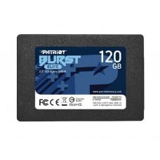 მყარი დისკი: Patriot  BURST ELITE SSD 120GB SATA3 2.5 - PBE120GS25SSDR