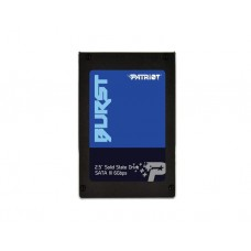 მყარი დისკი: Patriot  BURST SSD 480GB SATA3 2.5 - PBU480GS25SSDR