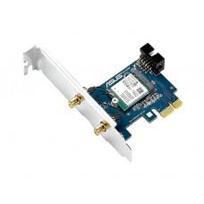 ადაპტერი უკაბელო: Asus PCE-AC55BT  Wireless Adapter