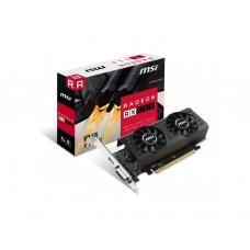 ვიდეო დაფა: MSI Radeon RX 550 4GB 128-bit  GDDR5 Low Profile OC - RX550_4GT_LP_OC