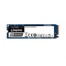 მყარი დისკი: Kingston A2000 1TB A2000 M.2 2280 Nvme - SA2000M8/1000G