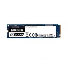 მყარი დისკი: Kingston A2000 500GB NVMe PCIe M.2 - SA2000M8/500G