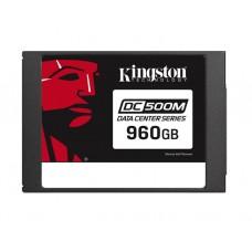 """მყარი დისკი: Kingston DC500M 960GB SSD SATA 3.0 6Gb/s 2.5"""" - SEDC500M/960G"""