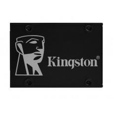 """მყარი დისკი: Kingston KC600 1TB SSD SATA 3.0 6Gb/s 2.5"""" - SKC600/1024G"""