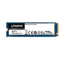 მყარი დისკი: Kingston NV1 500GB SSD M.2 PCIe Gen 3.0 x4 - SNVS/500G