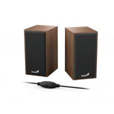 დინამიკი: Genius Speakers SP-HF180 Wood