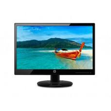 """მონიტორი: HP  19ka 18.5""""  HD  5ms  600:1  VGA  Black - T3U81AA"""
