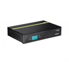 სვიჩი: TRENDnet 6-Port 10/100Mbps PoE+ Switch (60W) - TPE-S50