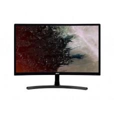 """მონიტორი: Acer ED242QRAbidpx 23.6"""" FHD VA 144Hz 4ms Dp HDMI DVI - UM.UE2EE.A01"""