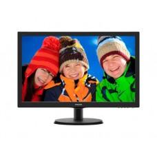 """მონიტორი: Philips  223V5LSB/01 21.5""""  FHD  5ms   1000:1  VGA   DVI Black"""