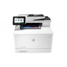 მრავალფუნქციური პრინტერი: HP Color LaserJet Pro MFP M479dw - W1A77A