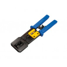 ჯეკონატორი: Logilink WZ0037 Crimp Tool Dual Modular 86P + EZ with cutter