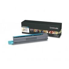 კარტრიჯი ლაზერული: Lexmark X925H2CG Cyan High Yield Toner Cartridge 7.5K