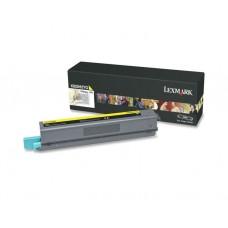 კარტრიჯი ლაზერული: Lexmark X925H2YG Yellow High Yield Toner Cartridge 7.5K