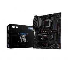 დედა დაფა: MSI Z390-A PRO 4DDR4 LGA1151