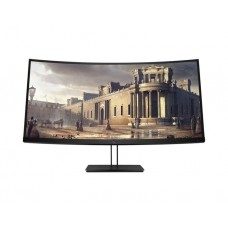 "მონიტორი: HP Z38c  Curved Display  37.5""  UWQHD+  14ms  1000:1   HDMI  DisplayPort  USB 3.0 Black - Z4W65A4"