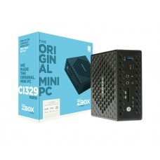 მინი PC: ZOTAC ZBOX CI329 nano Intel N4100 - ZBOX-CI329NANO-BE