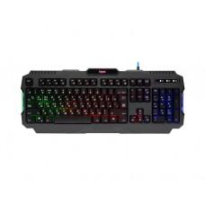 კლავიატურა: Defender Legion GK-010DL RGB Gaming Keyboard Black - 45010