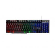 კლავიატურა: Defender Gorda GK-210L RGB Gaming Keyboard - 45210