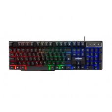 კლავიატურა: Defender Mayhem GK-360DL RGB Backlight Gaming Keyboard - 45360