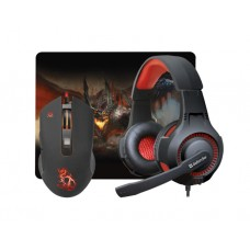 სათამაშო ნაკრები: Defender Devourer MHP-006 Gaming combo set - 52006