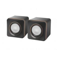 დინამიკი 2.0: Defender Speaker system SPK33 5W - 65633