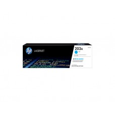 კარტრიჯი ლაზერული: HP 203A Cyan Original LaserJet Toner Cartridge - CF541A