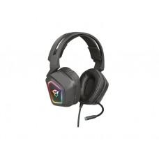 ყურსასმენი: Trust GXT 450 Blizz RGB 7.1 Surround Gaming Headset Black - 23191