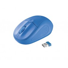 მაუსი: Trust Primo Wireless Mouse Blue - 20786