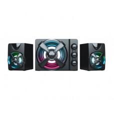 დინამიკი 2.1: Trust Ziva RGB 2.1 Gaming Speaker Set - 23644
