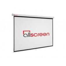 პროექტორის ეკრანი: ALLSCREEN MANUAL PROJECTION SCREEN 160X160CM HD FABRIC CWP-6363