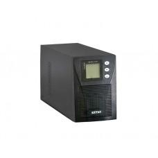 უწყვეტი კვების წყარო: KSTAR 3KVA/2.7KW Tower On-line UPS - KS-UDC9103S