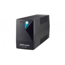 უწყვეტი კვების წყარო: ARTronic ART 1000VA UPS 600W Line Interactive