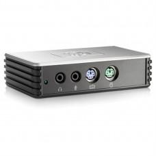 თხელი კლიენტი: HP MultiSeat T100 Thin Client - BM490A