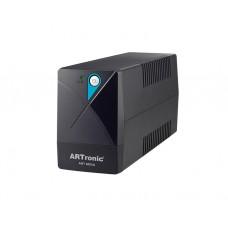 უწყვეტი კვების წყარო: ARTronic ART 600VA UPS 360W Line Interactive