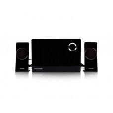 დინამიკი 2.1: Microlab  M-660BT 2.1 Speakers 56W RMS (24Wx2+16W) Black