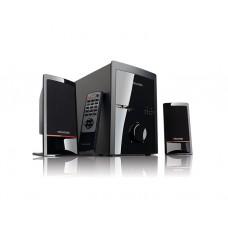 დინამიკი 2.1: Microlab M-700U 2.1 Speakers 46W RMS(14Wx2+18W)/Remote