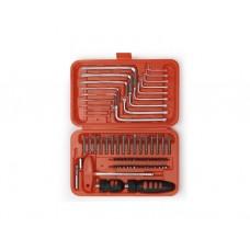 იარაღების ნაკრები: Gembird TK-PRO-02 Tool kit PRO 71 pcs