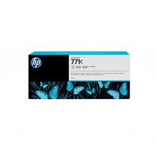 კარტრიჯი ჭავლური: HP DJ 771C 775ml Light Grey Ink Cartridge - B6Y38A
