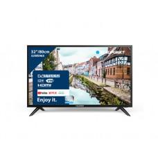 ტელევიზორი: Blaupunkt 32WE965 smart HD HDMIx2 USBx1 DVB-T2 C S2 S Black