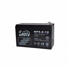აკუმულატორი: ENOT NP9.0-12 Battery 12V 9Ah