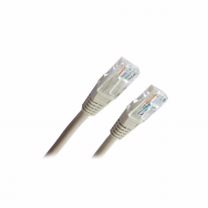 ქსელის კაბელი: Patch Cord UTP CAT5E 0.25m