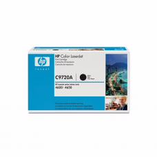 კარტრიჯი ლაზერული: HP C9720A Black Print Cartridge CLJ4600 Original