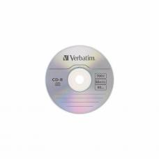კომპაქტური დისკი: Verbatim CD-R 52x 80Min