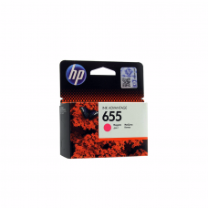 კარტრიჯი ჭავლური: HP 655 CZ111AE Magenta Original Ink Advantage Cartridge