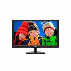 მონიტორი: Philips 223V5LHSB 21.5'' Full HD LED 5ms 1000:1 VGA HDMI